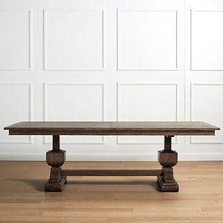 Alden Expandable Rectangular Dining Table