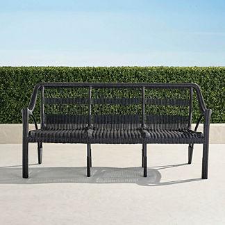 Capella Sofa in Black