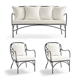 Eloise 3-Pc. Sofa Set