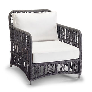 Karina Lounge Chair with Cushions, Special Order
