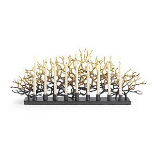 Tree Branch Menorah