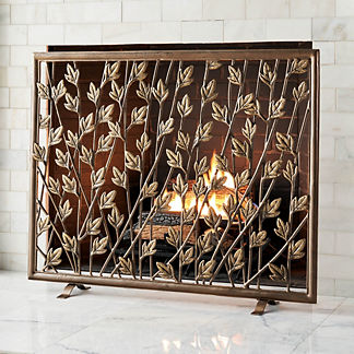 Haven Fireplace Screen