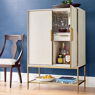 Louise Bar Cabinet