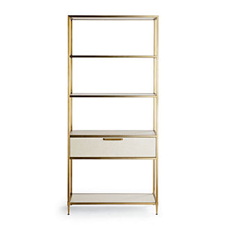 Louise Wide Etagere
