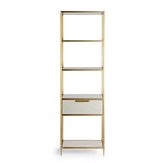 Louise Narrow Etagere