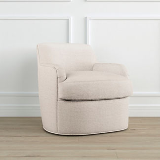 Alexis Swivel Chair, Special Order