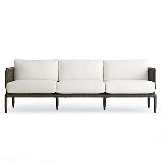 Saratoga Sofa with Cushions