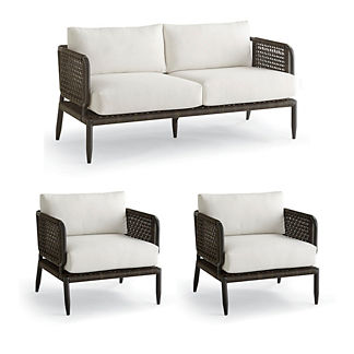 Saratoga 3-Pc. Loveseat Set