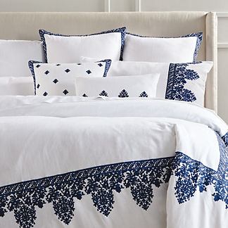 Semira Embroidered Duvet