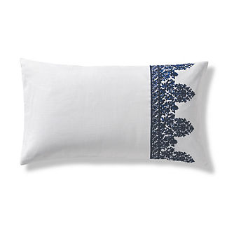 Semira Embroidered Pillow Sham
