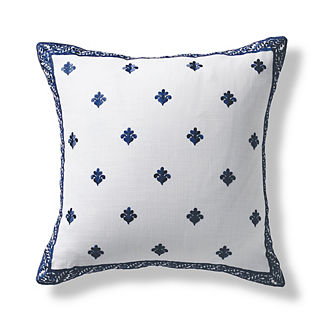 Semira Embroidered Pillow Cover