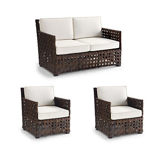 Conover 3-Pc. Loveseat Set