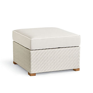 Cadence Ottoman with Cushion, Special Order