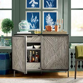 Bennett Bar Cabinet