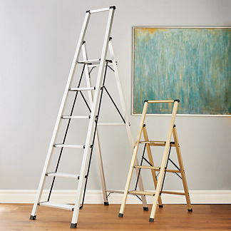 Ultralight Slimline 6-Step Aluminum Ladder