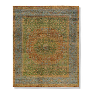 Sedona Hand-knotted Wool Area Rug