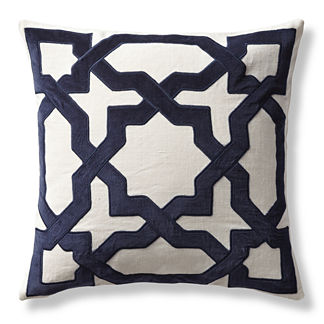 Virginia Decorative Pillow Cover