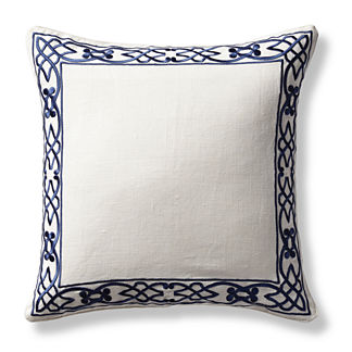Hannalore Linen Decorative Pillow Cover