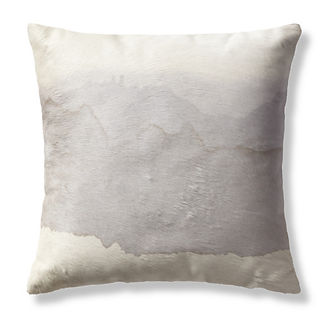 Russo Hide Decorative Pillow Cover