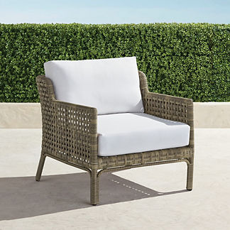 Seton Lounge Chair with Cushions