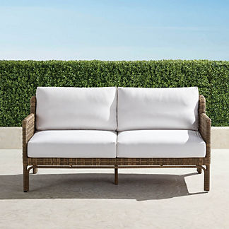 Seton Loveseat with Cushions, Special Order