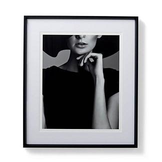 Sun Dial Fashion Portrait Giclee Print, Curated by Martyn Lawrence Bullard