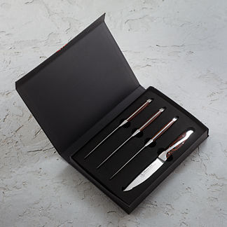Hammer Stahl 4-piece Robust Steak Knife Set