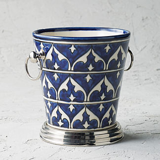 Piazza Ceramic Wine Bucket