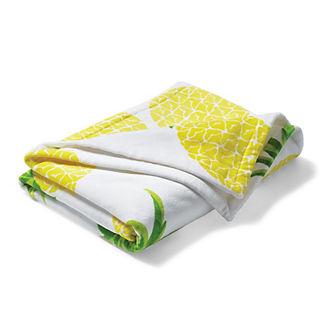 Resort Pineapple Beach Towel