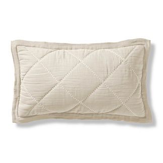 Willow Cotton Linen Pillow Sham