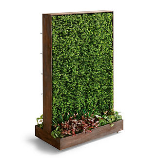 Boxwood Wine Holder Wall