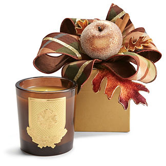 Lux Fall Chai Tea Scented Candle