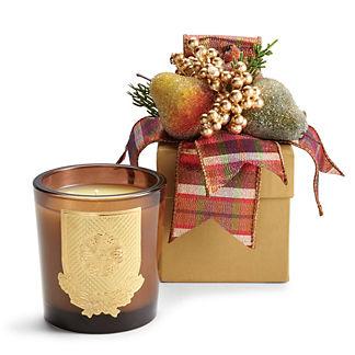 Lux Fall Della Robbia Scented Candle