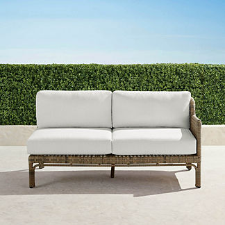 Seton Right-arm Facing Loveseat with Cushions