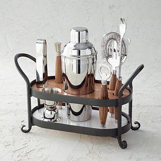 Hudson 8-piece Bar Tool Set