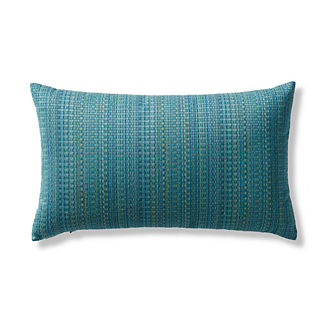 Alba Lumbar Indoor/Outdoor Pillow by Elaine Smith