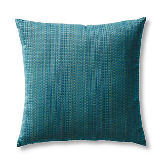 Alba Indoor/Outdoor Pillow by Elaine Smith