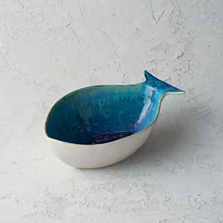 Dori Fish Serving Bowl