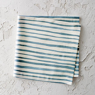 Maci Striped Napkins, Set of Four