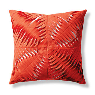 Gladiator Indoor/Outdoor Pillow by Elaine Smith
