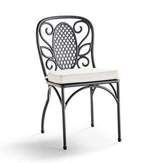 Eloise Dining Chair Replacement Cushion, Special Order