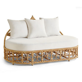 Lotus Daybed Replacement Cushion, Special Order