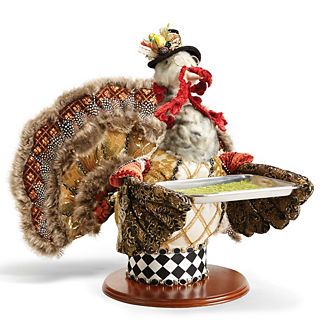 Mark Roberts Turkey Server with Tray