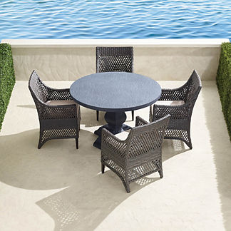 Graham 5-pc. Round Dining Set