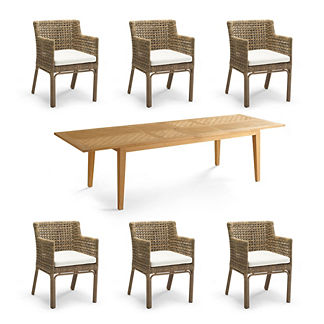 Seton 7-Pc. Dining Set