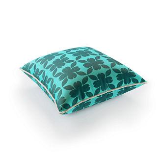 Sicily Floret Indoor/Outdoor Floor Pillow