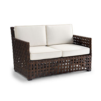 Conover Loveseat Replacement Cushions, Special Order