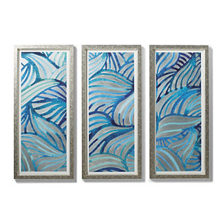 Waves Giclee Triptych