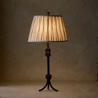 Keeley Black Table Lamp