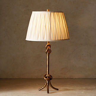 Keeley Brass Table Lamp